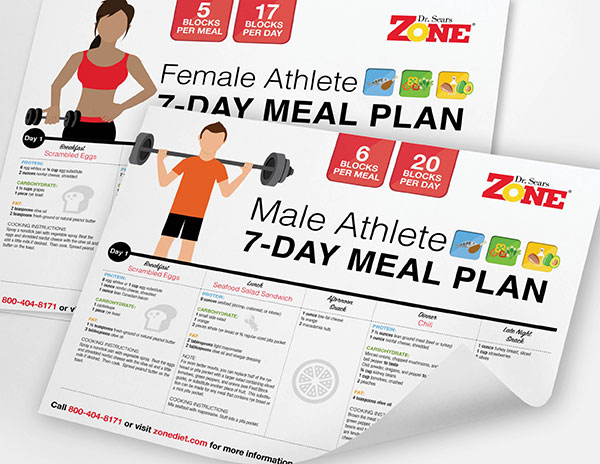 7-Day Meal Planner