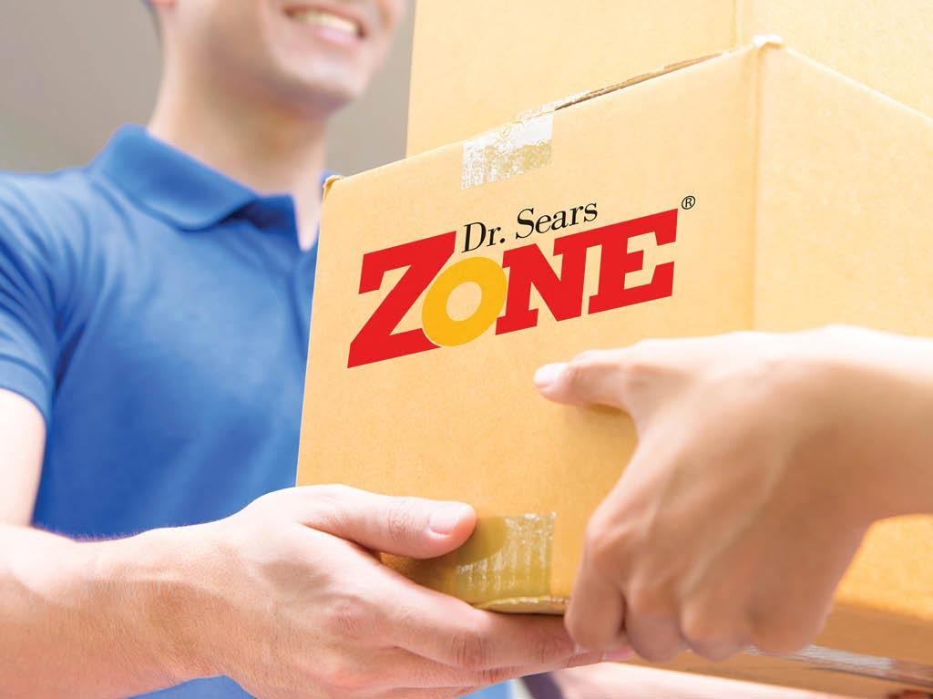 ZoneDiet Advantage Program